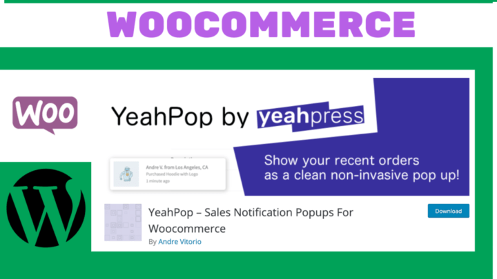 YeahPop – Sales Notification Popups For Woocommerce (1)