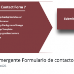 popup message for contact form 7 wordpress plugin