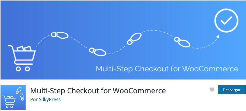 Multi-Step Checkout for WooCommerce